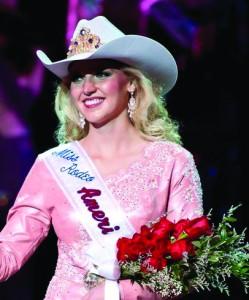 MacKenzie Carr, Miss Rodeo America