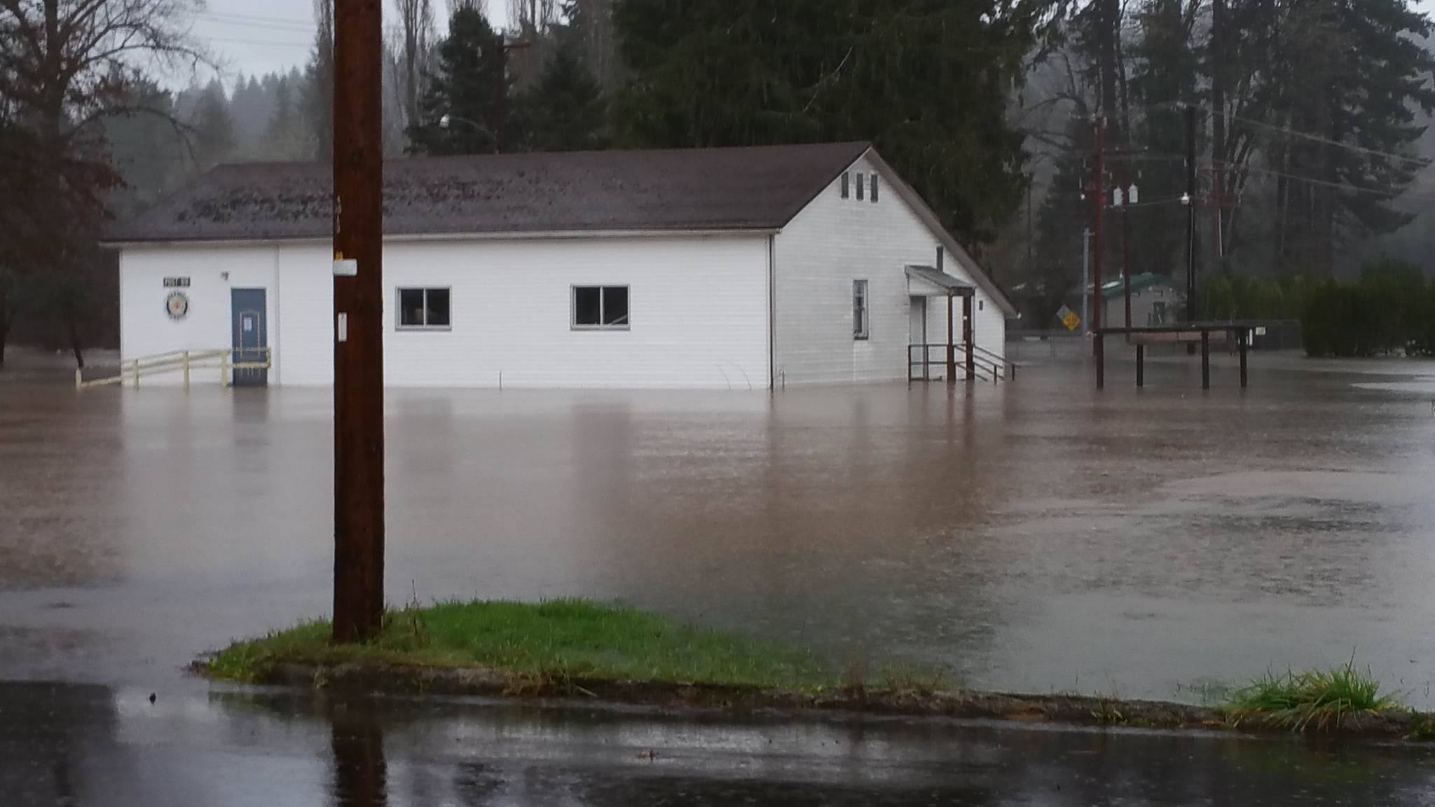 Vernonia Legion Hall/Food Bank